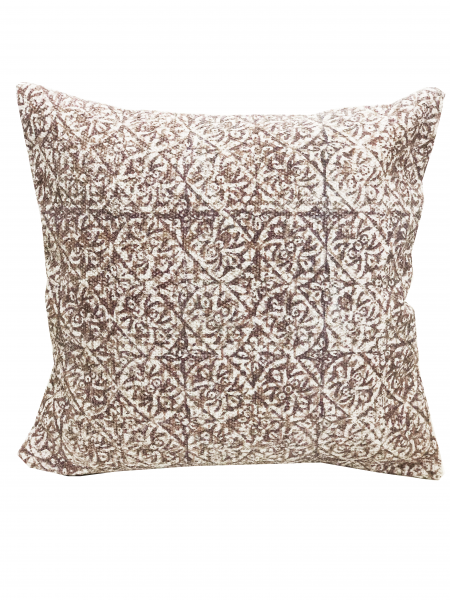 Distress Print Cushion